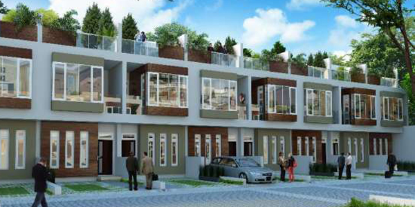 Townhouse Oasis Sawangan