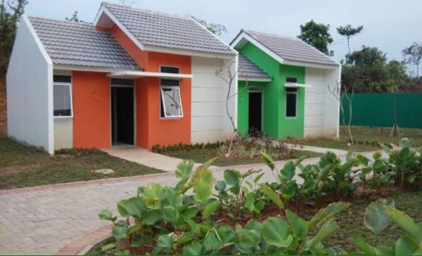 Rumah murah di Maja