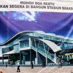 Stasiun Telaga Murni Bekasi