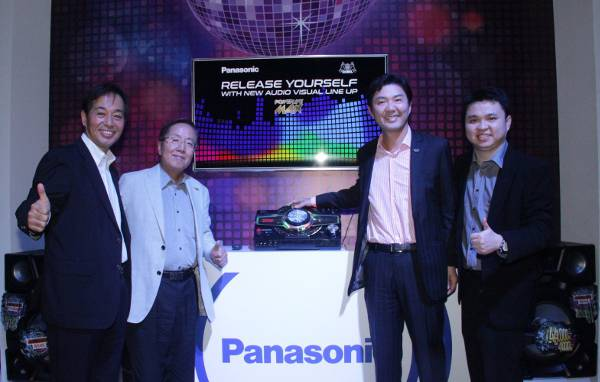 launching produk Panasonic