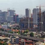 Proyek Apartemen di Jakarta