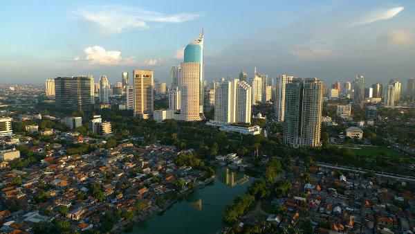 Pemerintah Kembangkan Kota-Kota Metropolitan Baru Yang
