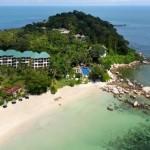 kawasan wisata Tanjung Lesung akan terhubung dengan jalan tol Serang-Panimbang