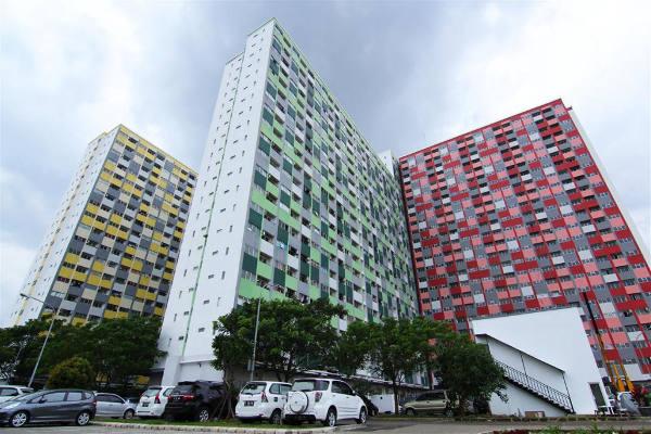 Shappire Sentra Timur Residence