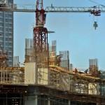pembangunan gedung di Jakarta