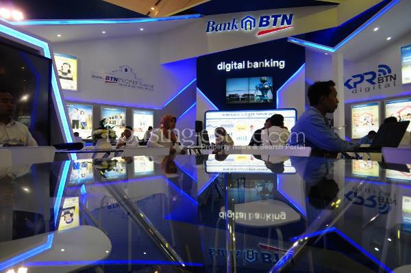 KPR BTN Digital: Digital banking mengubah cara berpikir dan melakukan transformasi proses bisnis mengikuti perubahan pasar dan perkembangan teknologi. (Foto: Susilo Waluyo/HousingEstate).