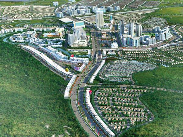 Siteplan Tallasa City Makasar