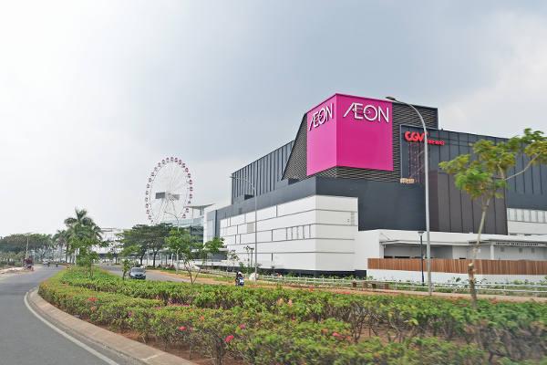 4 Hari Lagi Aeon Mall Jakarta Garden City Beroperasi
