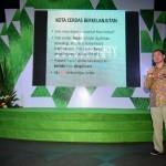 Nirwono Joga, pengamat properti hijau dan Ketua Tim Penilai HousingEstate Green Property Awards