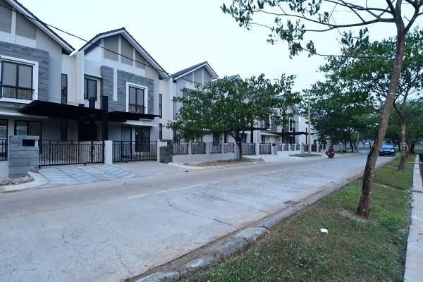 Sejak dikembangkan delapan tahun lalu, kota baru Harvest City sudah membangun 8.000 rumah dan sudah dihuni 3.000 KK. (Foto: Susilo Waluyo/HousingEstate)