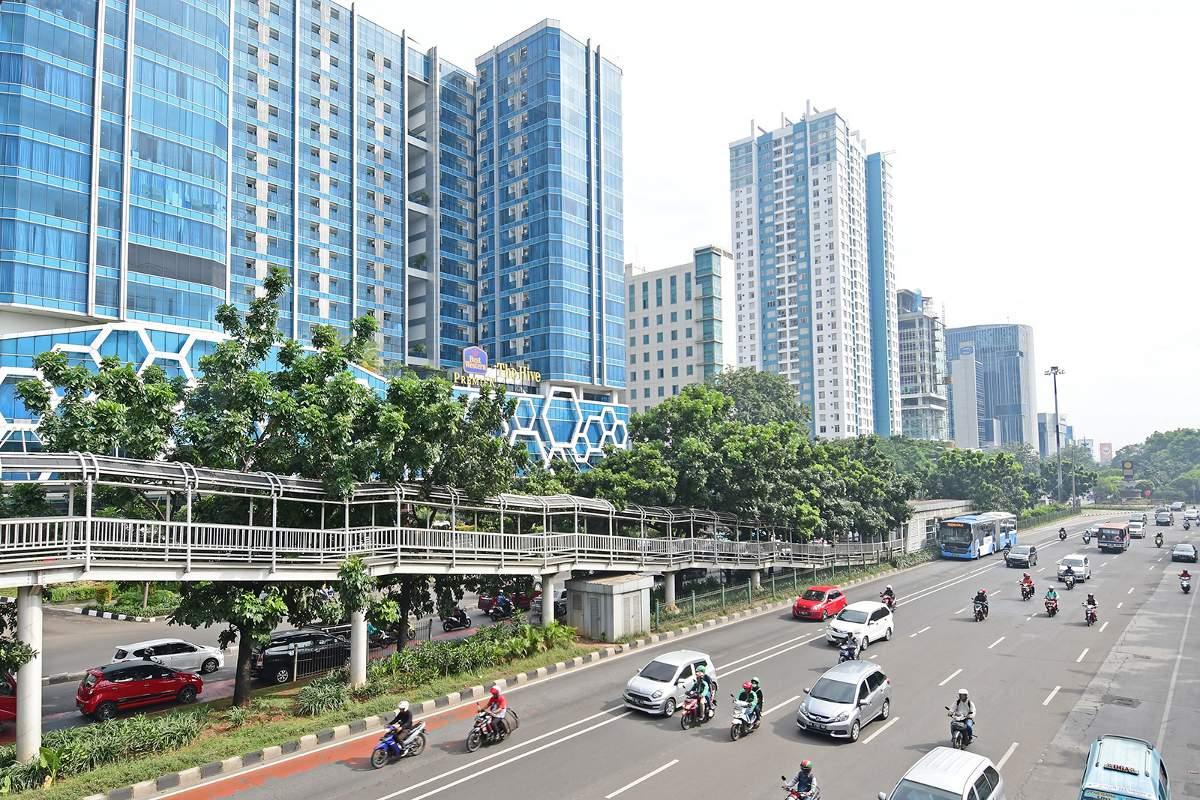 Ilustrasi apartemen di Jakarta. (Foto: Susilo Waluyo/HousingEstate)