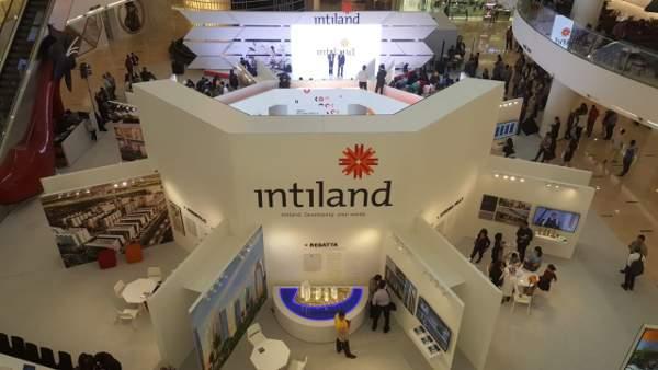 Intiland Expo 2017 di Senayan City Jakarta