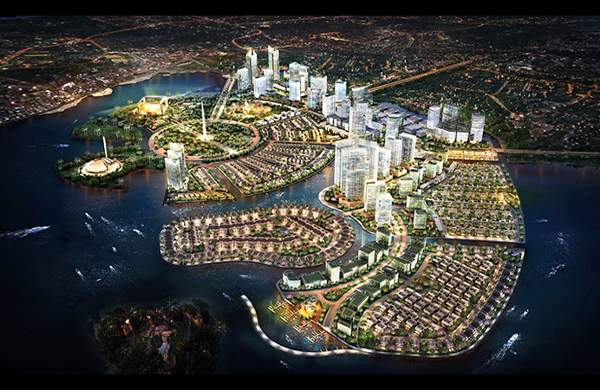Master plan CitraLand City Losari