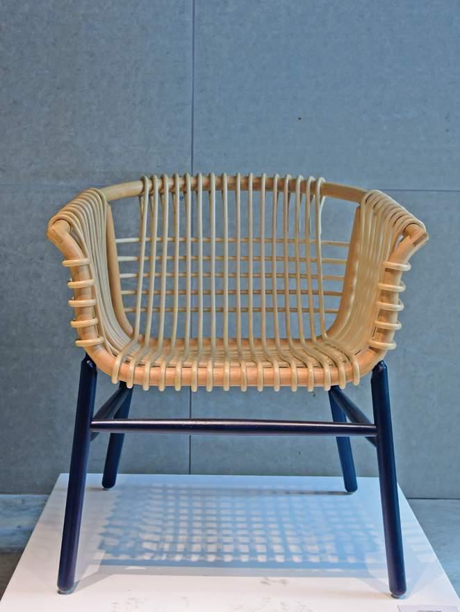 2 Lukis Chair Cappellini Roosa Vivere