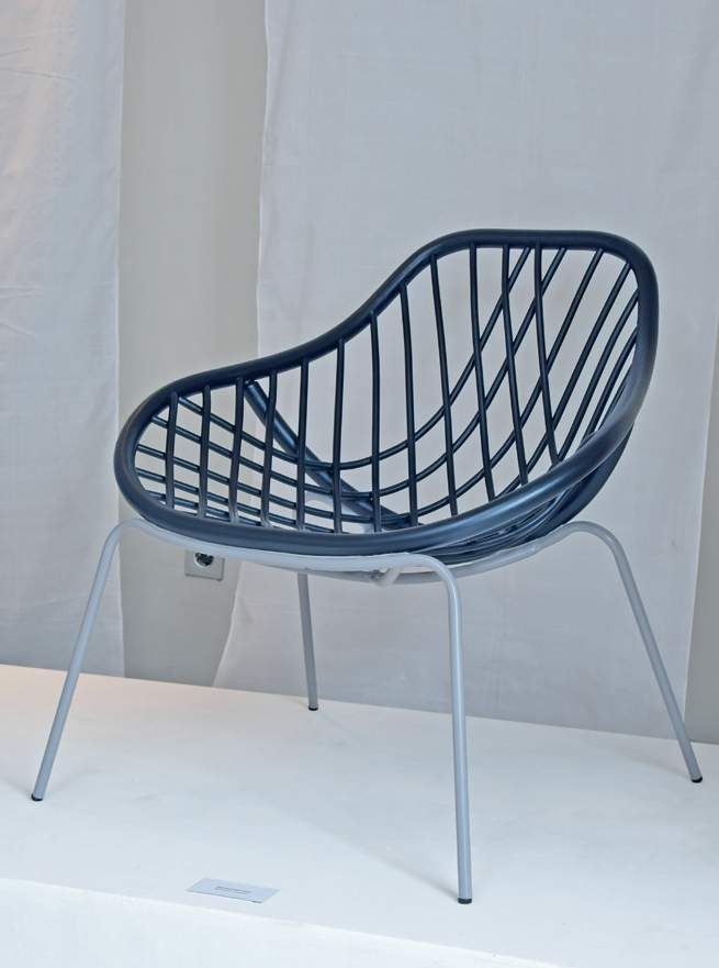 5 Mantis Low back chair