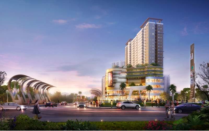 Gambar artis jembatan Prajawangsa City besutan Synthesis Development di Jakarta Timur. (Foto: Dok. Synthesis Development)