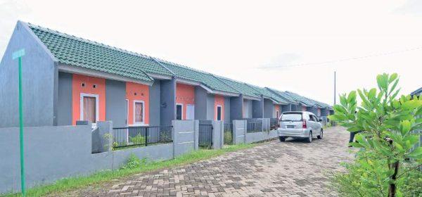 Perumahan sederhana | Foto : dok. Majalah Housing Estate