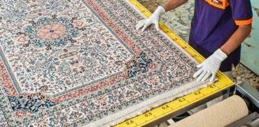 Layanan pencucian karpet dari 5àsec Carpet Expert menggunakan mesin berteknologi ramah lingkungan dari Spanyol (Foto: Dok. 5àsec)