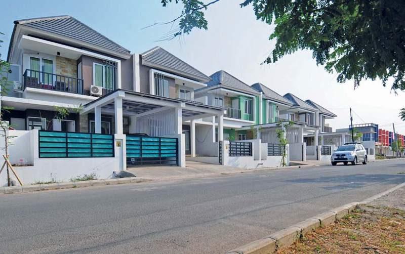 Metland Cibitung (Dok. Majalah HousingEstate)