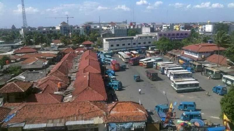 Terminal Depok (Foto: tribunnews.com)