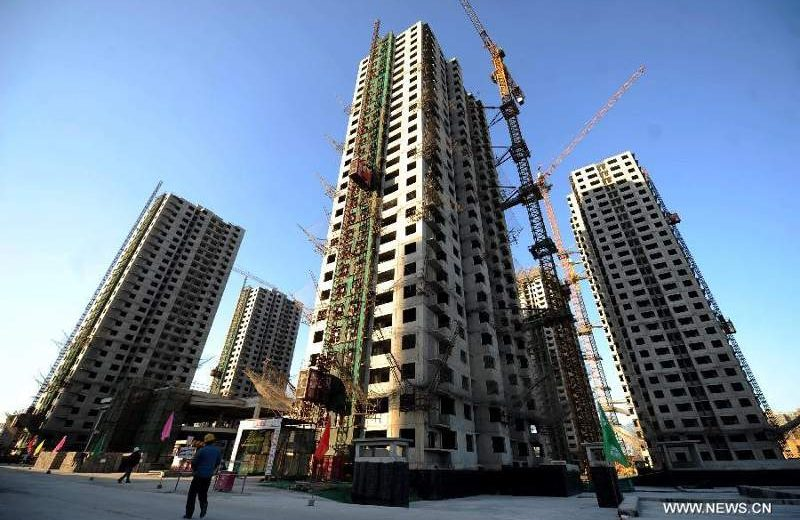 Salah satu apartemen sewa di Beijing. (Foto: News.cn)