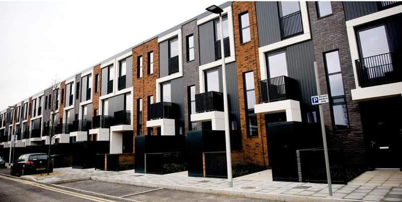 Salah satu perumahan di London, Inggris. (Foto: London.gov.uk)