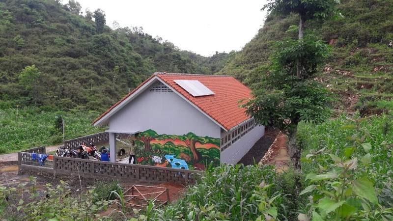 TK Dwija Wiyata, Gunung Kidul, Jateng. (foto: ars86care)