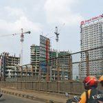 Proyek apartemen Grand Dhika City dari Adhi Persada Properti di Bekasi Timur (foto : HousingEstate/Susilo Waluyo)