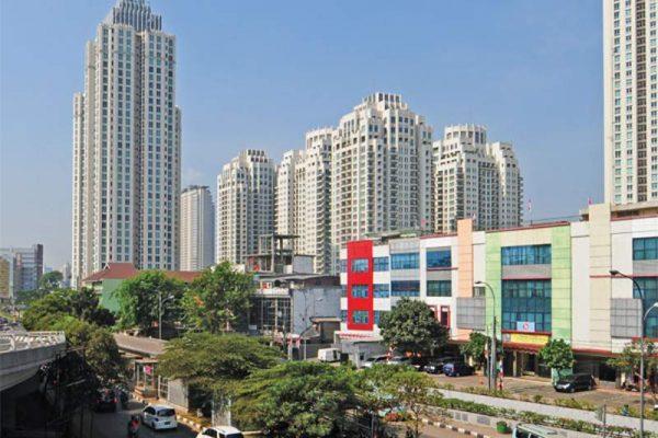 Ilustrasi : Apartemen di Jakarta | Foto : Dok. Majalah HousingEstate