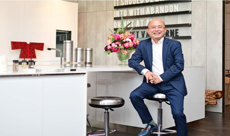 Danny Lo, CEO baru PT Jaya Bumi Cakrawala (JHL Group), developer Carstenz Residence
