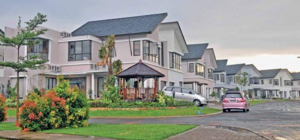 Kawasan Paramount Land | Dok. Majalah HousingEstate