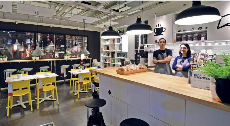 interior kafe