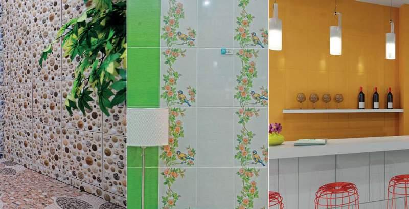 Kombinasi Warna Cat Dinding Dan Keramik keramik dapur kesat untuk lantai mengilat untuk dinding