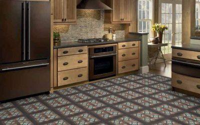 Keramik Dapur Kesat Untuk Lantai Mengilat Untuk Dinding
