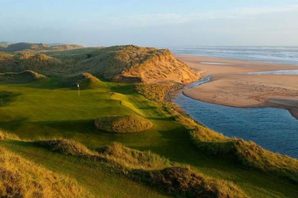 Trump International Golf Links Scotland (foto: Trump Golf Scotland)