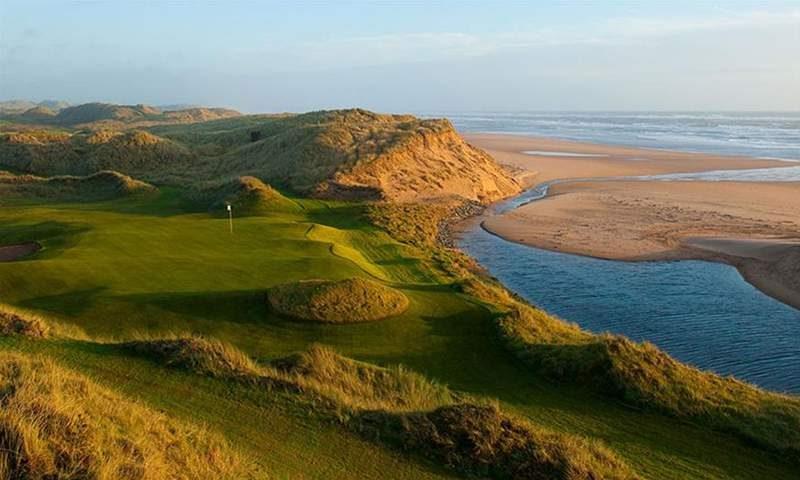 Trump International Golf Links Scotland (foto: Trump Golf Scotland)