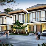 Gambar rumah terbaru tipe 75/120 yang ditawarkan seharga Rp1,3 miliar di Tamansari Puri Bali, Sawangan, Kota Depok, Jawa Barat, oleh PT Wika Realty Tbk (foto: dok. Wika Realty)