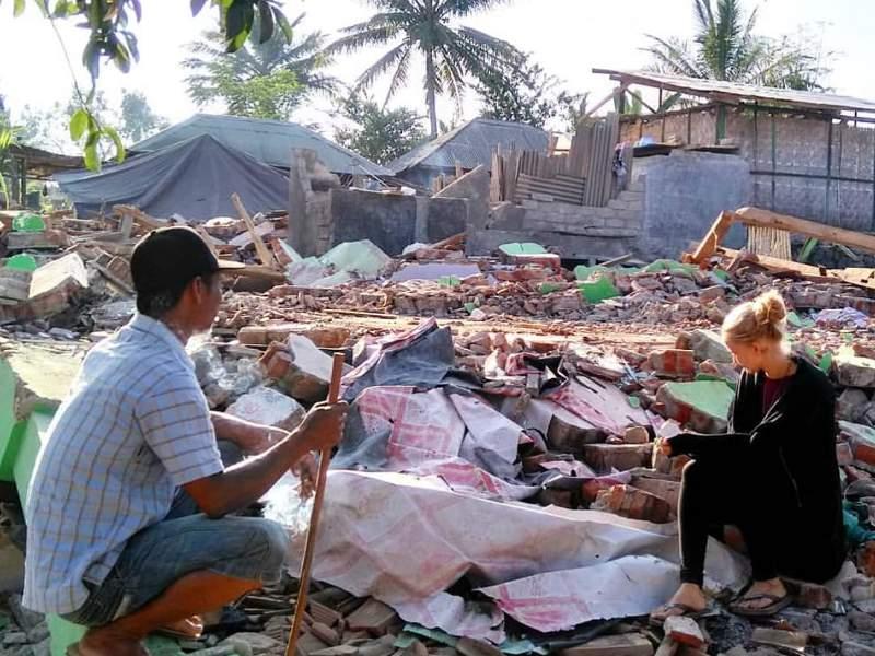 Pasca Gempa Tata Ruang Lombok Diubah