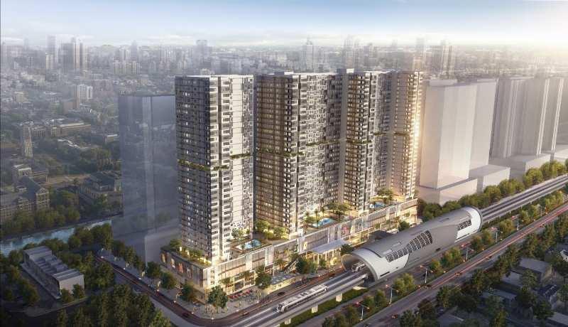 ACP Mulai Bangun LRT City Green Avenue Bekasi