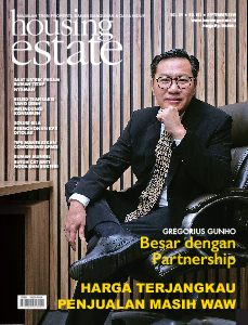 Majalah HousingEstate Edisi September 2019