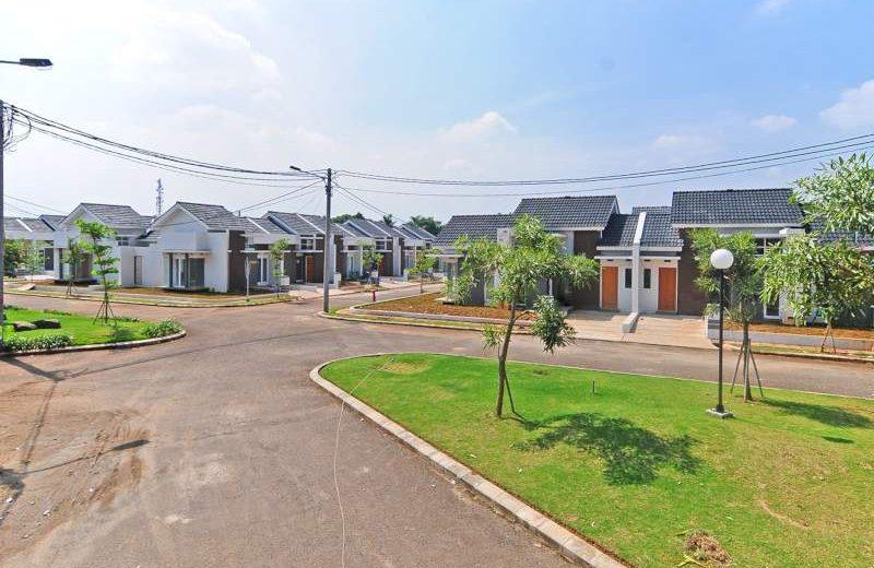 Graha Raya Lansir Rumah Rp500 Jutaan