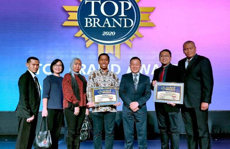 Jayaboard KembaliRaih Top Brand Award 2020