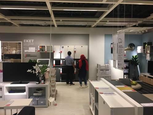 ASRI IKEA Alam Sutera Dibuka Kembali