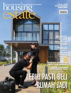 Majalah HousingEstate #192 - Agustus 2020
