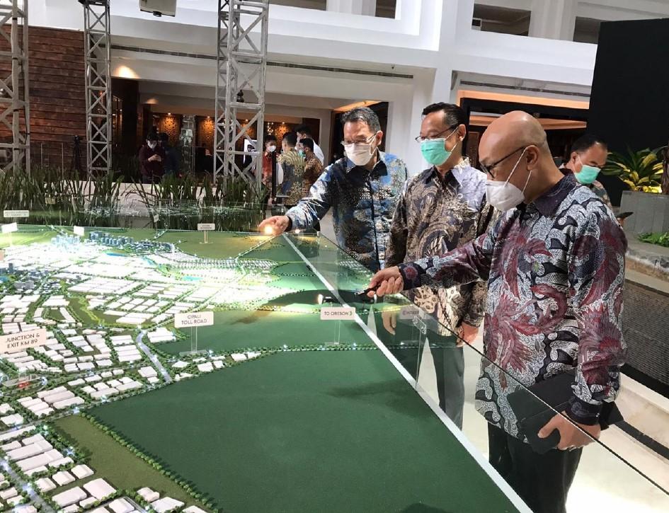 SSIA Pembangunan Kota Baru Subang Smartpolitan Dimulai