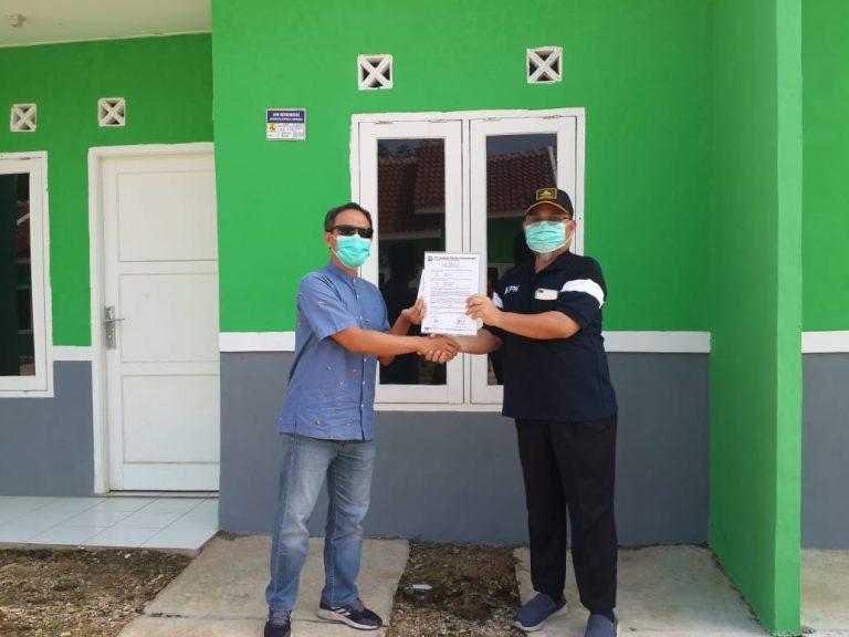 Bank Syariah Indonesia Lakukan Akad KPR Pertama di Pesona ...