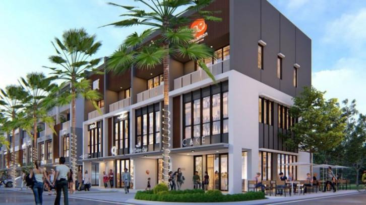 LPKR Lippo Rilis Produk Baru Satu Bangunan Tiga Peruntukan
